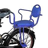 Joyfitness Asiento Posterior de la Bicicleta para Aumentar la Seguridad de los...