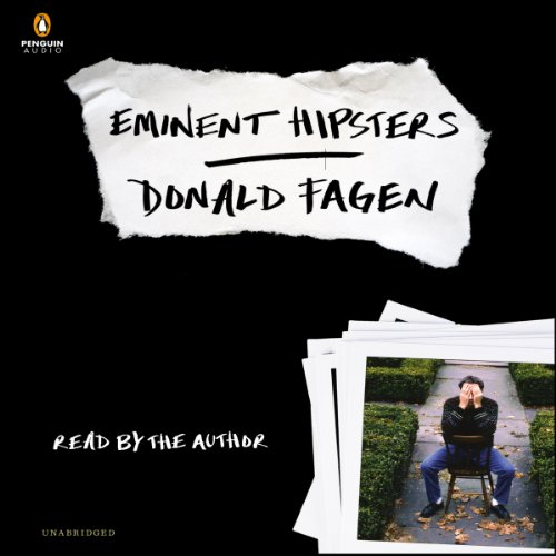 Eminent Hipsters audiobook cover art