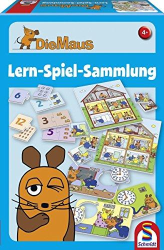 Lern-Spiel-Sammlung