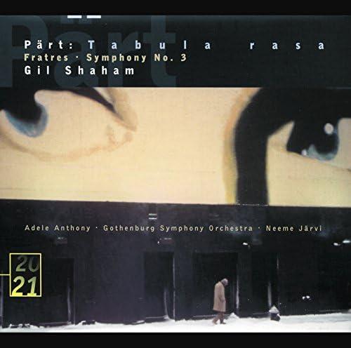 Gil Shaham, Göteborgs Symfoniker & Neeme Järvi