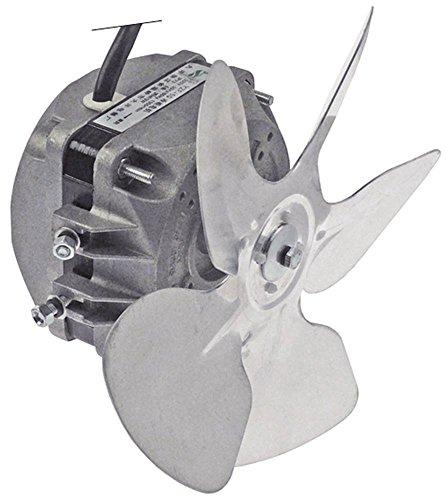 MCC-Trading-International ventilator voor HSC800, HBC2003, HBC1002, HBC2003G 220V 25/3W ventilatorwiel ø 172mm 50/60Hz breedte 82mm