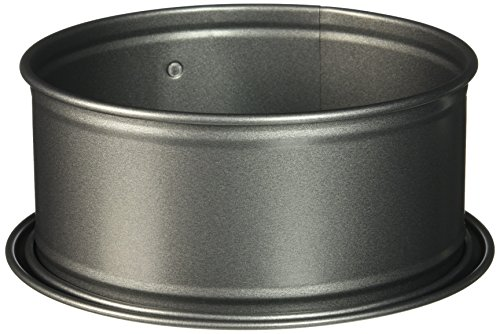 Nordic Ware Leakproof Springform Pan, 7 Inch, Charcoal
