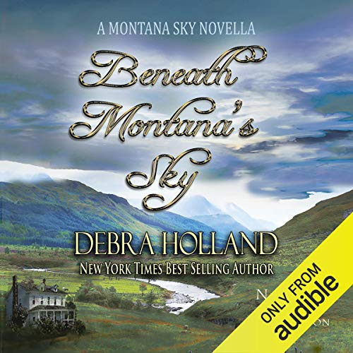 Beneath Montana's Sky audiobook cover art