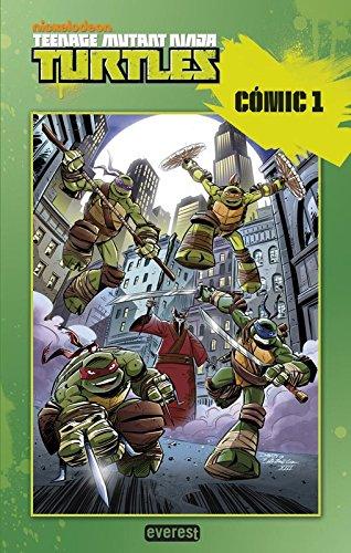 Tortugas Ninja. Cómic 1 (Cómics Ninja)