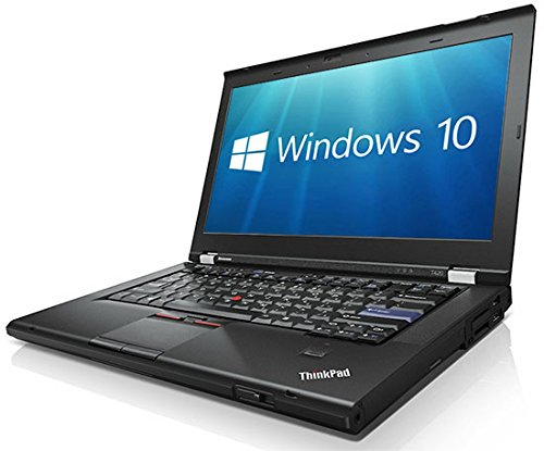 Lenovo ThinkPad T420 i5-2520M 2.5GHz 8GB 256GB SSD WebCam Windows 10 Professional 64-bit (Renewed)