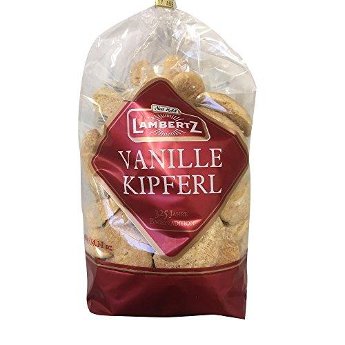 Lambertz Vanille Kipferl German Holiday Cookie, 14.1 oz.