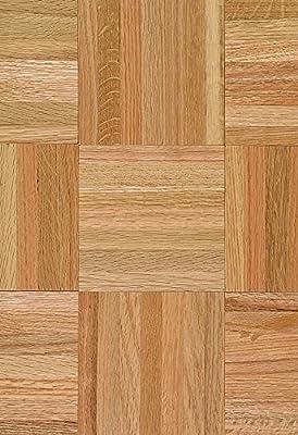 Armstrong Urethane Parquet Wood Backing Contractor/Builder Solid Oak Hardwood Flooring