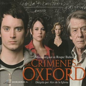 Los Crímenes De Oxford (Original Score)