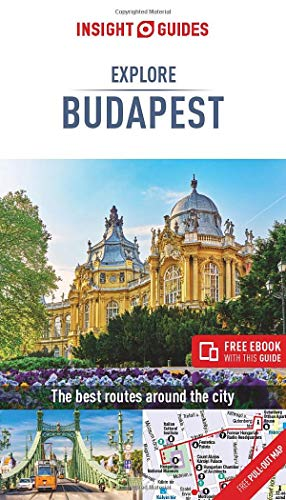 Insight Guides Explore Budapest (Travel Guide with Free eBook) (Insight Explore Guides)