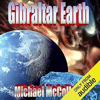 Gibraltar Earth audiobook cover art