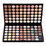 FantasyDay Pro 120 Colors Shimmer and Matte Eyeshadow Palette Glittering Eye Shadow Makeup Palette Eyes Cosmetic Contouring Kit #4 - Ideal for Professional and Daily Use