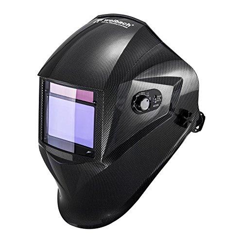 Stamos Germany - Carbonic - Careta de soldar - Protección DIN 4-8 ó DIN 9-13 - Conmutación: 1/30.000 s