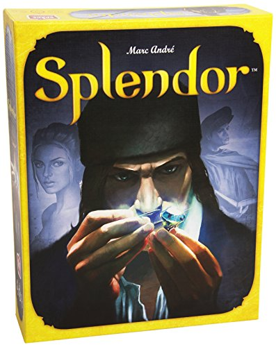 Asmodee - Splendor, Gioco da Tavolo, Edizione in Italiano, 8610