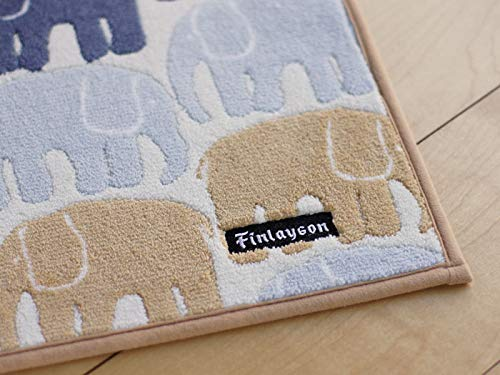 フィンレイソンELEFANTTI(エレファンティ)キッチンマット50cm×240cmFinlayson日本製ピンク(JE1874-11)