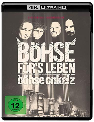 Böhse Onkelz - Böhse für's Leben (4K Ultra HD) [Blu-ray]