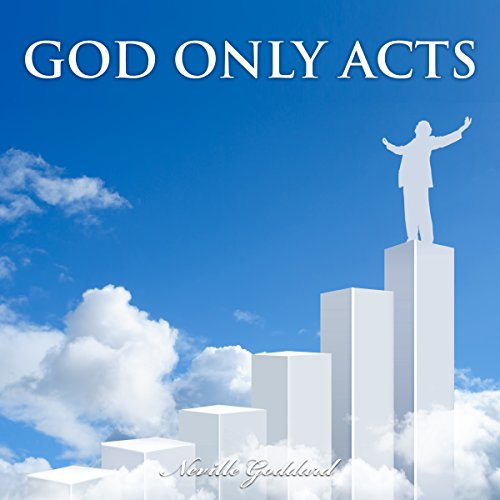 God Only Acts audiobook cover art
