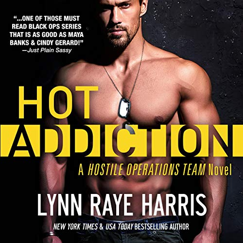 Couverture de Hot Addiction