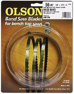 Olson Saw HB71864BL 64 1/2 by 1/2 by 0.025-Inch 18 Wavy HEHB Band Saw Blade