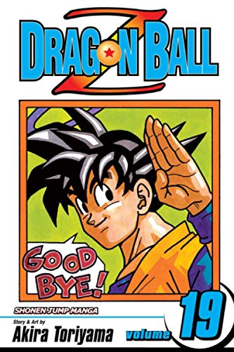 "Composition Notebook: Dragon Ball Z Vol. 19 Anime Journal/Notebook, College Ruled 6"" x 9"" inches, 120 Pages"