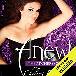 Anew audiobook cover art