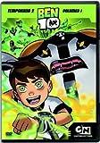 Ben 10 (2ª temporada) Vol. 1 [DVD]