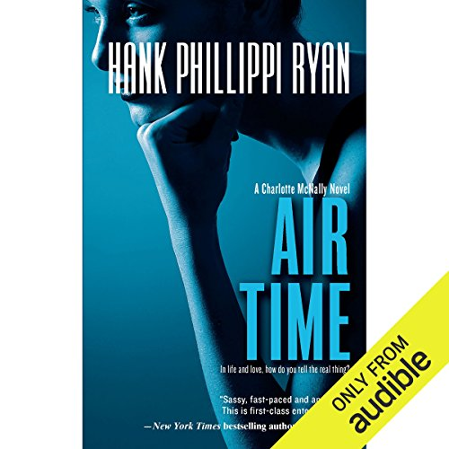 Air Time audiobook cover art