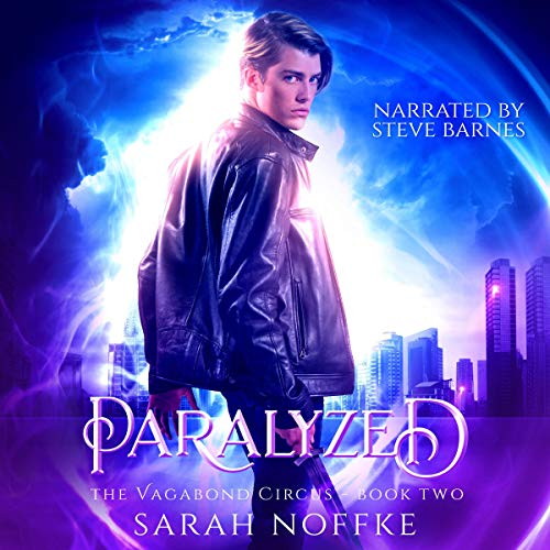 Paralyzed: A Dream Traveler Adventure cover art