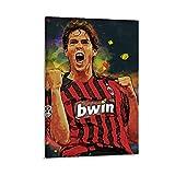 diannao Ricardo Kaka AC Mailand Poster, dekoratives