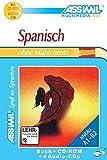 Spanisch ohne Mühe heute. Multimedia-PLUS. Lehrbuch + 4 Audio CDs + CD-ROM