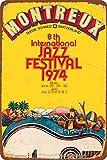 HONGXIN 1974 Montreux 8Th International Jazz Festival