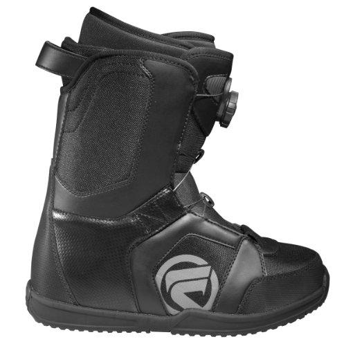 Snow board Boots Flow Vega–Boa Coiler 11/12, Black
