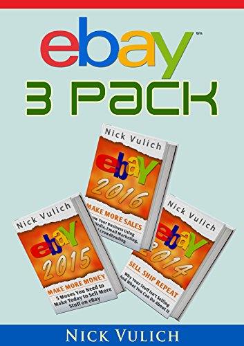 eBay 3 Pack (English Edition)