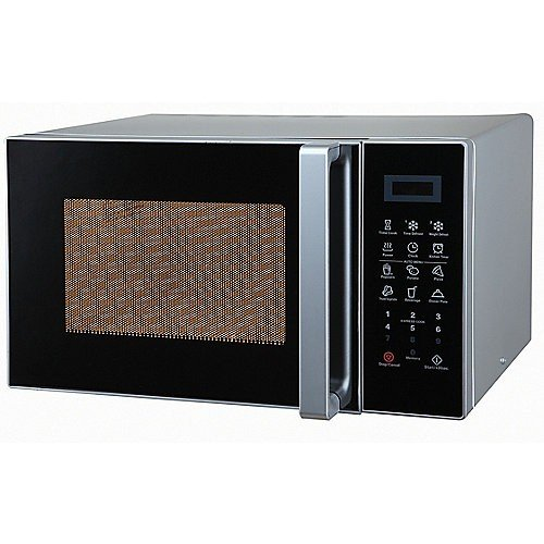 Comfee by Midea microonde/Grill CMG23DS 23 Liter Argento/Nero