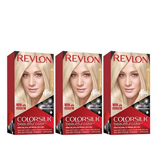 platinum blond hair dye - 4