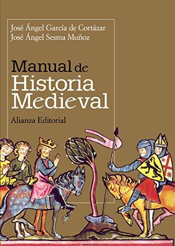Manual de Historia Medieval (El libro universitario - Manuales) eBook: García de Cortázar, José Ángel, Sesma Muñoz, José Ángel: Amazon.es: Tienda Kindle