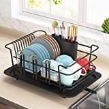 Best Dish Drainers - Dish Drying Rack, 1Easylife Dish Drainer for Kitchen Review