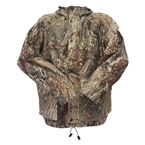 Wildfowler Outfitter Water Proof Parka, Duck Blind, Medium