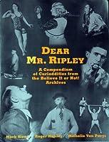 Dear Mr. Ripley 0821219685 Book Cover