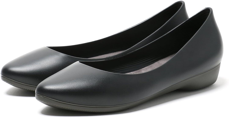 Walk Walk Walk &vilo F3 Point Flat skor Solid svart  online försäljning