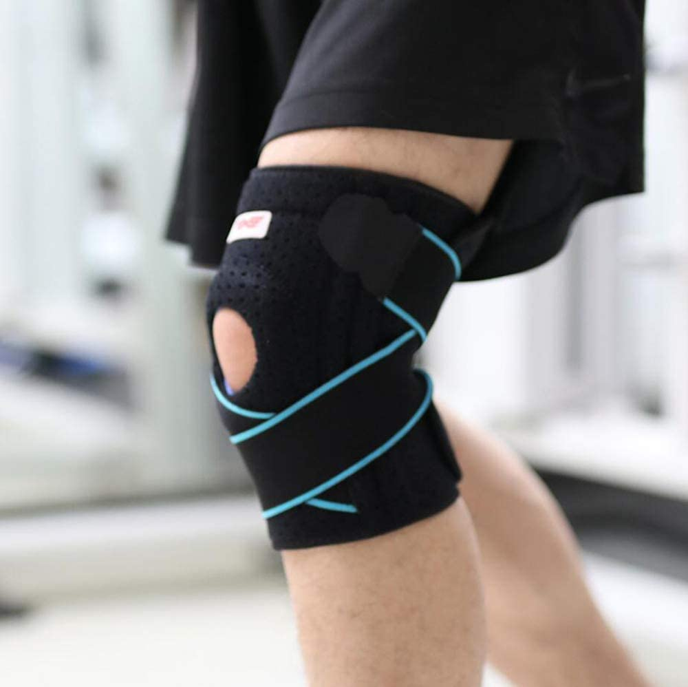 2020 Knee Sleeve Brace Compression Support Joint P Miami Mall for Fit Factory outlet