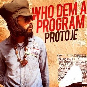 Who Dem a Program