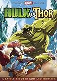 Hulk_vs._Thor [Reino Unido] [DVD]