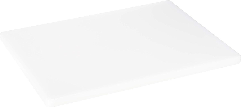 Winco Cutting Board 18-Inch 24-Inch White by Max 60% OFF sale 1-Inch