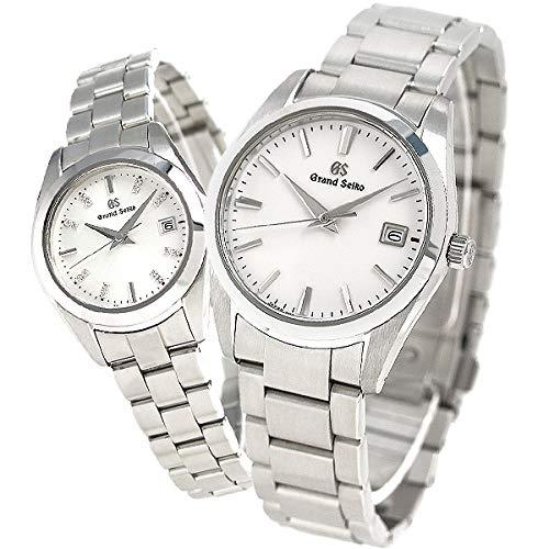 [セイコー]SEIKO 腕時計 グランドセイコー GRAND SEIKO 9Fクオーツ 4Jクオーツ SBGX259 STGF273 ペアウォッチ メンズ レディース