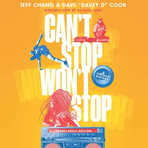 Can't Stop Won't Stop (Young Adult Edition)  By  cover art