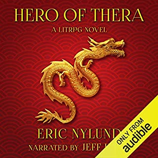 Hero of Thera cover art