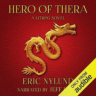 Page de couverture de Hero of Thera