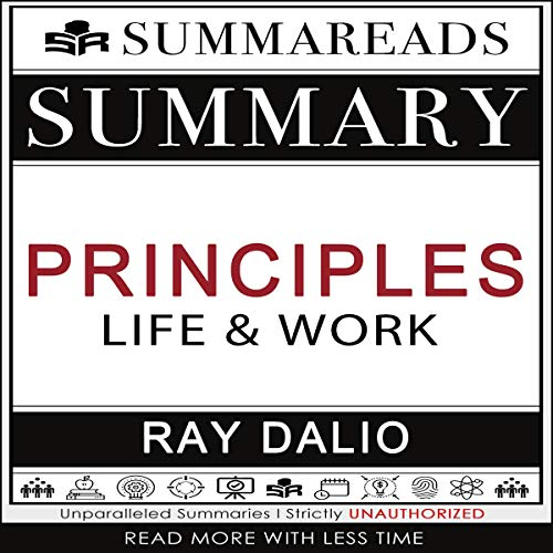 Summary of Principles: Life & Work by Ray Dalio cover art