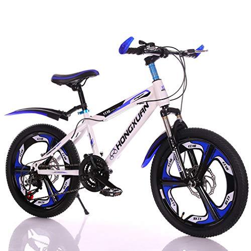 YAOXI Bicicleta De Montaña Absorción De Choque La
