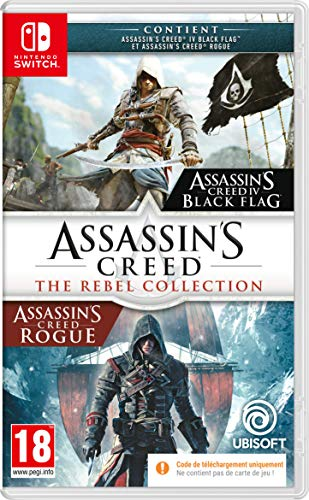 Assassin'S Creed Rebel Collection Switch